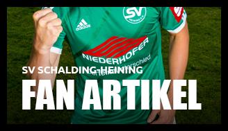 SV Schalding Heining FAN ARTIKEL