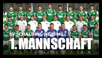 1. Mannschaft SV Schalding-Heining
